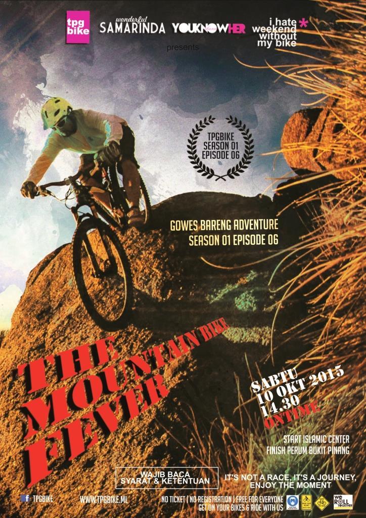 Eps.6 – The Mountain Bike Fever